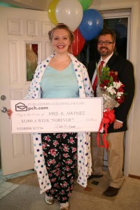 Publishers Clearing House Halloween couples easy DIY homemade Halloween costume